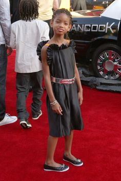 """Willow Smith: The """"Whip My Hair"""" Singer Grows Up - Willow 1-Wmag"""
