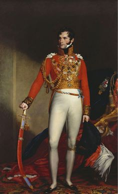 Leopold I (Léopold Georges Chrétien Frédéric; German: Leopold Georg Christian Friedrich;  1790 –  1865) was from 21 July 1831 the first King of the Belgians, following Belgium's independence from the Netherlands. He was the founder of the Belgian line of the House of Saxe-Coburg and Gotha. His children included Leopold II of Belgium & Carlota of Mexico, Empress-Consort of Maximilian I of Mexico. He was a maternal uncle & adviser of Queen Victoria.