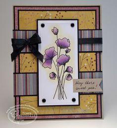 I Wanna Build a Memory: TSG #194--use flowers