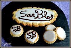 Tortas de San Blas de Eibar Spanish Food, Biscotti, Muffin, Sugar, Cookies, Breakfast, Sweet, Desserts, Recipes