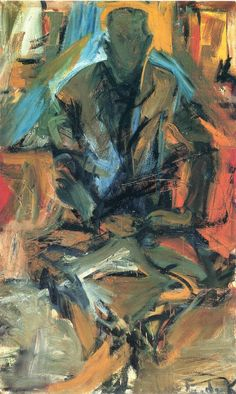 Elaine de Kooning (1918-1989)