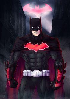 Flashpoint Batman - Serg Shamaev