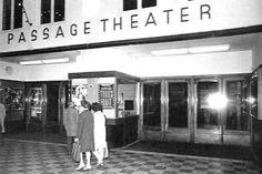 Schiedam. Passage theater