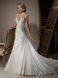 Large View of the Miami Bridal Gown