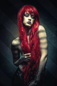 Photographer: Catherine Cayden Stylist: Rassamee Gesell Model: LuLu Studio: Stefan Gesell
