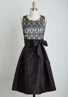 Poetry and Poise Dress