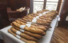 Boulangerie 'Aux delices du Palais' 60, Boulevard Brune, Paris Lauréat de la meilleure baguette 2014