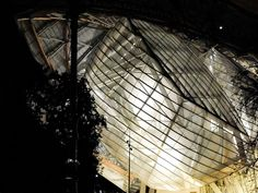 Louis Vuitton Foundation, Paris (France) - Targetti Lighting