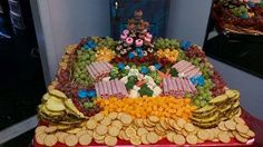Fruit/Cheese Table
