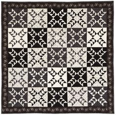 NEW Perfect Harmony Quilt Featured in APQ Magazine