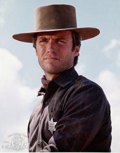 "Clint Eastwood in Hang ""Em High 1968"