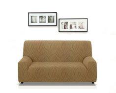 ΕΛΑΣΤΙΚΑ ΚΑΛΥΜΑΤΑ ΣΑΛΟΝΙΟΥ - KalogirouHome Love Seat, Couch, Furniture, Home Decor, Ideas, Settee, Decoration Home, Sofa, Room Decor