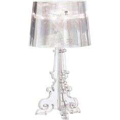 Lampe design BOUDOIR Blanc 38x38x50   Boudoir