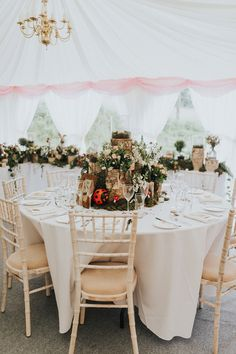 It may be a bank holiday Monday, but that doesn't mean we can't indulge in some serious wedding goodness now does it? In all seriousness this wedding had me Woodland Theme Wedding, Boho Wedding, Flower Decorations, Wedding Decorations, Table Decorations, Greenery Decor, Enchanted Forest Wedding, Let's Get Married, November Wedding