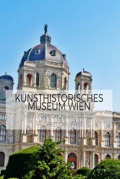 Das Kunsthistorische Museum zählt zu den bedeutendsten und größten Museen der Welt. Kunsthistorisches Museum, Best Wordpress Themes, Taj Mahal, Mansions, House Styles, World, Manor Houses, Villas, Mansion