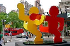 sculpture in manhattan - Google Search