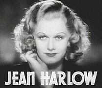 Harlow in the trailer for Riffraff (1936).