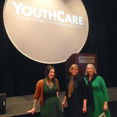 Yesterday some CHPW employees attended and helped set up at the 31st annual #YouthCare luncheon at @WestinSeattle. Attendees heard the touching personal stories of two people who have gone from homelessness to success with YouthCare's ongoing help and there wasn't a dry eye in the room! YouthCare's community outreach staff works hard at building relationships, being patient and reliable, and never letting the young people forget that they are there for them. More than 1,300 supporters…
