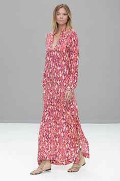Kei Long Silk Tunic Dress by ALEXIS on @HauteLook