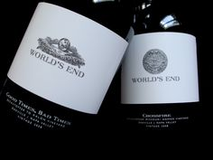 World's End - wspaniałe wina z Kalifornii #napavalley #wineexpress