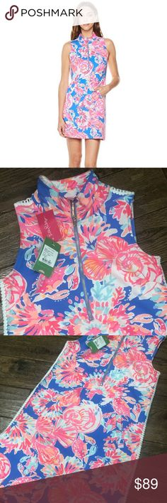 4979102ab Lilly Pulitzer Skipper Dress- XS *APS pricing* Lilly Pulitzer Skipper Dress  NWT Bennet