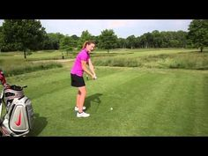 To build your golf swing, you need to understand and practice the correct positions in each phase of the swing. The easiest way to do that is to break down the swing in sections and work on them individually without hitting balls. The swing happens so quickly that it is impossible try to think about … Continue reading Build a Better Golf Swing →
