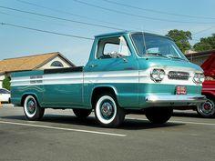 1961 Chevrolet Corvair 95 Rampside Truck - LGMSports.com