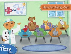 For today's Good Free App of the Day, think Toca Doctor but for animals and FREE for limited time!