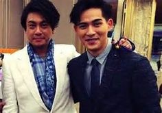 Cen Chu and Vic Chou