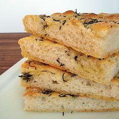 Rosemary Foccacia Bread