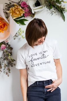 Love Is My Favorite Tee