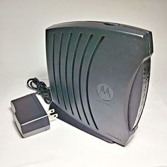 Working Motorola SURFboard Cable Modem Model: with The Power Adapter Cable Modem, Home Network, Consumer Electronics, Bone China, Computers, Ebay, Templates