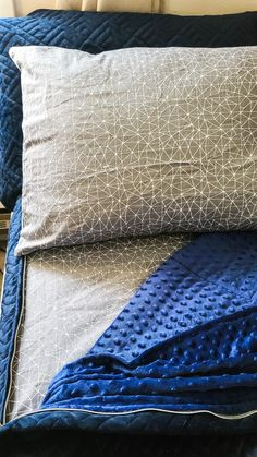 How To Clean Bed, How To Make Bed, Zip Up Bedding, Comforter Sets, Diy Sewing Projects, Sewing Tutorials, Sewing Ideas, Sewing Patterns, Clean My House
