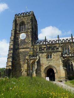 St. Mary's Church, Thirsk, England