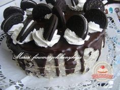 Oreo, Cheesecake, Birthday Cake, Pudding, Food, Cakes, Cucina, Cheesecake Cake, Birthday Cakes