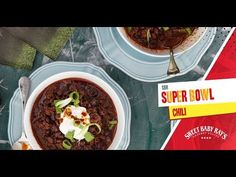 Super Bowl Chili | Sweet Baby Ray's