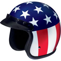 Fulmer Helmets, Inc - Open Face - V2 -
