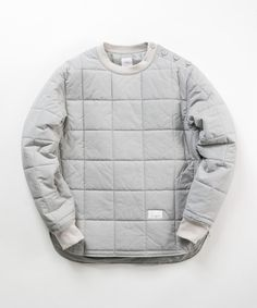 Quilted Jackets Made From Sweatshirts Fashion Details, Fashion Design, Inspiration Mode, Mode Outfits, Quilted Jacket, Sport Wear, Hoodies, Sweatshirts, Mantel