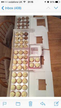 Macmillan cup cakes, good cause