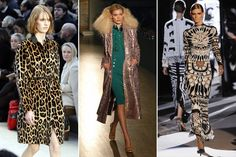 London Shows by Tom Ford, L'Wren Scott and Burberry — Fashion Review