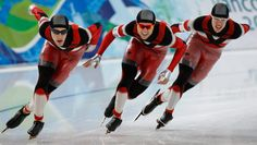 Long Track Speed Skating