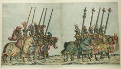 Albrecht Altdorfer (c. 1480 -1538), Hans Burgkmair (1473-1531), Albrecht Dürer (1471-1528) & others — Triumphal Procession, 1517 (1500x864)