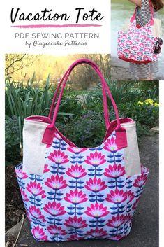 Mini tote bag-kids tote bag-girls handbag-gift Bag-owls oilcloth