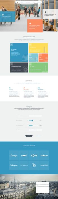 clean design — Designspiration