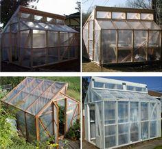 13 Cheap DIY Greenhouse Project Plans...13 Cheap DIY Greenhouse Project Plans