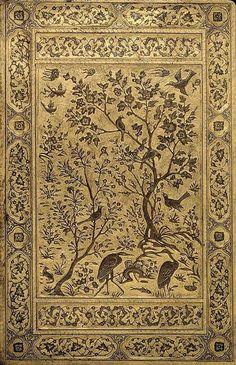 Safavid Book Cover
