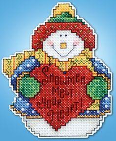 # 565 Snowman