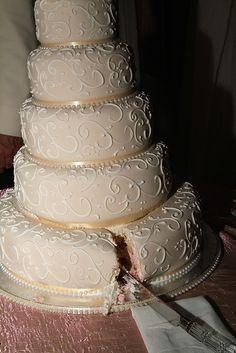 http://CakeDecoratingCoursesOnline.com/cake-decorating/, Wedding Cake: #Wedding #Cake of Your Dreams - Learn Amazing #Cakes #Design Creating on http://CakeDecoratingCoursesOnline.com and Make Your Dream Wedding Cake Yourself