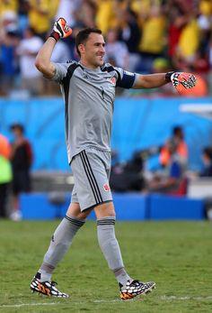 David Ospina(Colombia/Arsenal FC)