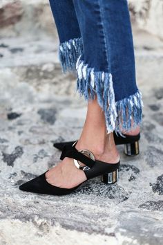 Shoe love is true love. Here are some Proenza Schouler heels to fall in love with.